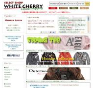 セレクトショップ「WHITE CHERRY」